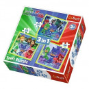3-in-1 Puzzles Pdzamersi - Ready to go