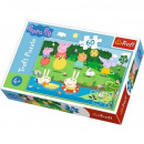 wholesale Toys: Puzzle Peppa Puzzle 60 pieces - Peppa Pig, W