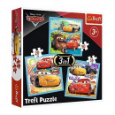 3in1 Puzzle Cars, Preparing for the race