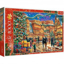 1000 pieces puzzle - Christmas market