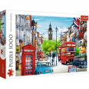 1000 pieces puzzle - London Street