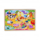 wholesale Wooden Toys:Wooden puzzles - Wies