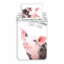 Impresiones fotográficas Sweet home Piglet White