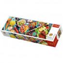 Puzzle 1000 elements. Panorama. Sweet treats