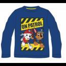 Großhandel Lizenzartikel: PSI PATROL ( Paw Patrol ) T-Shirt PAW BOYS 52 0