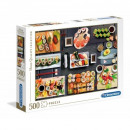 Puzzle 500 pieces High Quality Collection - Sus