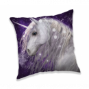Photoprints Sweet home Unicorn Purple Pillow