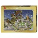 Puzzle 1000 piezas Parque Basniowy