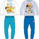 wholesale Childrens & Baby Clothing: 44 CATS BOY'S PIZAMA CATS 52 04 006