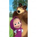 MASHA AND THE BEAR Masha and The Bear 050 towel