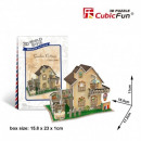 wholesale Business Equipment: 3D Puzzle Houses of the world - FranceCottage