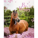 Photoprints Manta de microflannel Sweet Home Horse