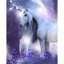 wholesale Business Equipment: Photoprints Sweet home Unicorn microflannel blanke