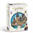 wholesale Business Equipment: Harry Potter 3D Puzzle Great Hall