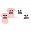 Mickey MOUSE & FRIENDS T-Shirt WOMAN DIS MFB 5
