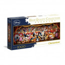 Puzzle 1000 pieces Panorama collection Disney abou