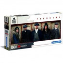 Puzzle 1000 pieces Panorama Netflix Peaky Blind