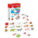 Chain, Play and Learn Puzzle