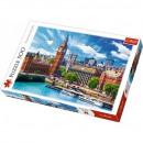 Puzzle 500 pieces - Sunny London
