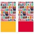 Fireman Sam BOYS CHIMNEY SAM 52 41 122