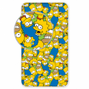 The Simpsons The Simpsons family Green sheets