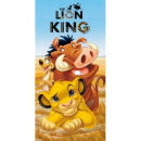 Lion King Serviette de plage Le Roi Lion