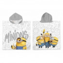 wholesale Towels: Minions Minions 2 ponchos