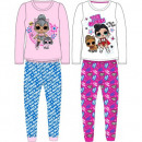 wholesale Fashion & Apparel: LOL SUPRISE PIZAMA GIRL'S LOL 52 04 071
