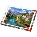wholesale Puzzle: Puzzle 500 pieces - Old Bridge in Mostar, Bosn