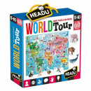 Großhandel Geschäftsausstattung: Puzzle einer Reise um die Welt HEADU