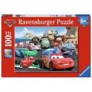 Puzzle von 100 Stück XXL Autos 2