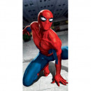 SPIDER-MAN Spider-man Blue 03 beach towel