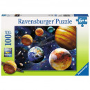 wholesale Toys: Puzzle of 100 elements - Cosmos