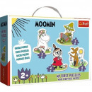 Baby Puzzle Cheerful Moomins