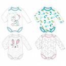 wholesale Fashion & Apparel: _ OWN BRAND (EPLUSM BRAND) BABY BODIES 51 01