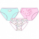 Hello Kitty GIRLS 'PANTIES HK 52 33 2292 3-PAC