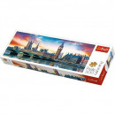 wholesale Puzzle: Puzzle 500 pieces Panorama - Big Ben and We Palace