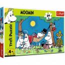 wholesale Puzzle: Puzzle 24 pieces Happy Moomin's Day puzzle
