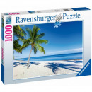 Puzzle 1000 pieces Plaza