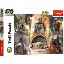 Puzzle Star Wars Puzzle 200 pieces Ready to wait