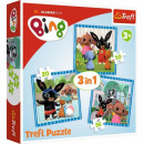 Puzzle 3in1 Fun with your friends Bing