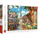 Puzzle 1000 pieces Paris morning