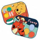 nagyker Függönyök és sötétítők: Winnie the Pooh OLDALI FÜGGÖNYÖK 2 DB 44 * 35CM KU