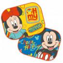 nagyker Függönyök és sötétítők: Mickey Egéroldali függönyök 2 db 44 * 35cm Minnie
