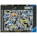 Puzzle Batman Puzzle 1000 pieces Challange, Bat