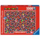 Puzzle 1000 pieces Challange, Super Mario Bros