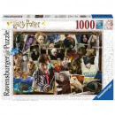 Puzzle 1000 pieces Harry Potter - heroes