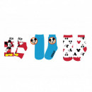 Mickey MOUSE & FRIENDS DIS MFB BOYS SOCKS