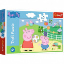 Puzzle Peppa Puzzle 60 elements Fun with Mr.
