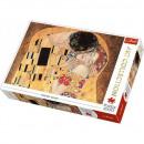 Puzzle 1000 pieces Art Collection Kiss
